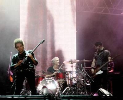 Soda Stereo volvió con exito